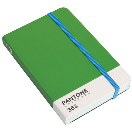 Pantone Reporter Notebook http://www.homewareaccessories.com/