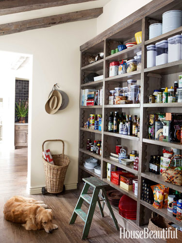 http://www.housebeautiful.com/kitchens/dream/open-pantry-shelves#slide-5