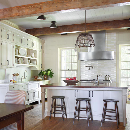 Farm Style Kitchen: My Style: Rustic Modern